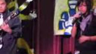 EHS Talent Show 2008 - Sarah B. and Zack Aguilar