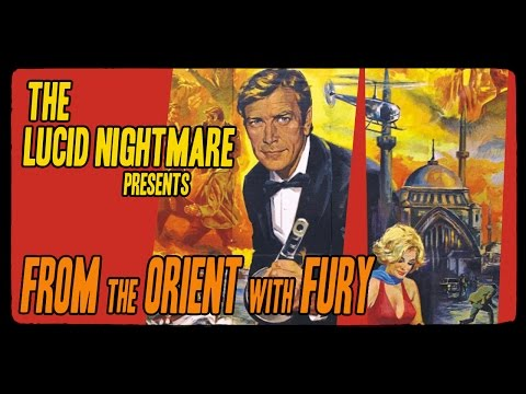 The Lucid Nightmare - From The Orient With Fury Review