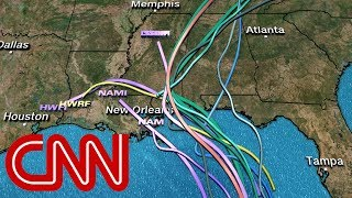Southeast braces for Subtropical Storm Alberto