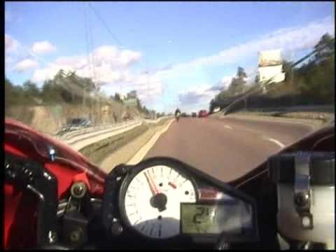 Ghost Rider 2 (400 km/h +) HQ
