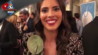 El día MÁS ESPECIAL de SANDRA DÍAZ para recoger la  ANTENA DE PLATA en Murcia
