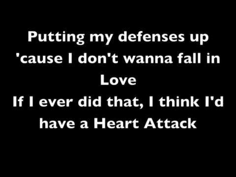Demi Lovato  Heart Attack, Lyrics