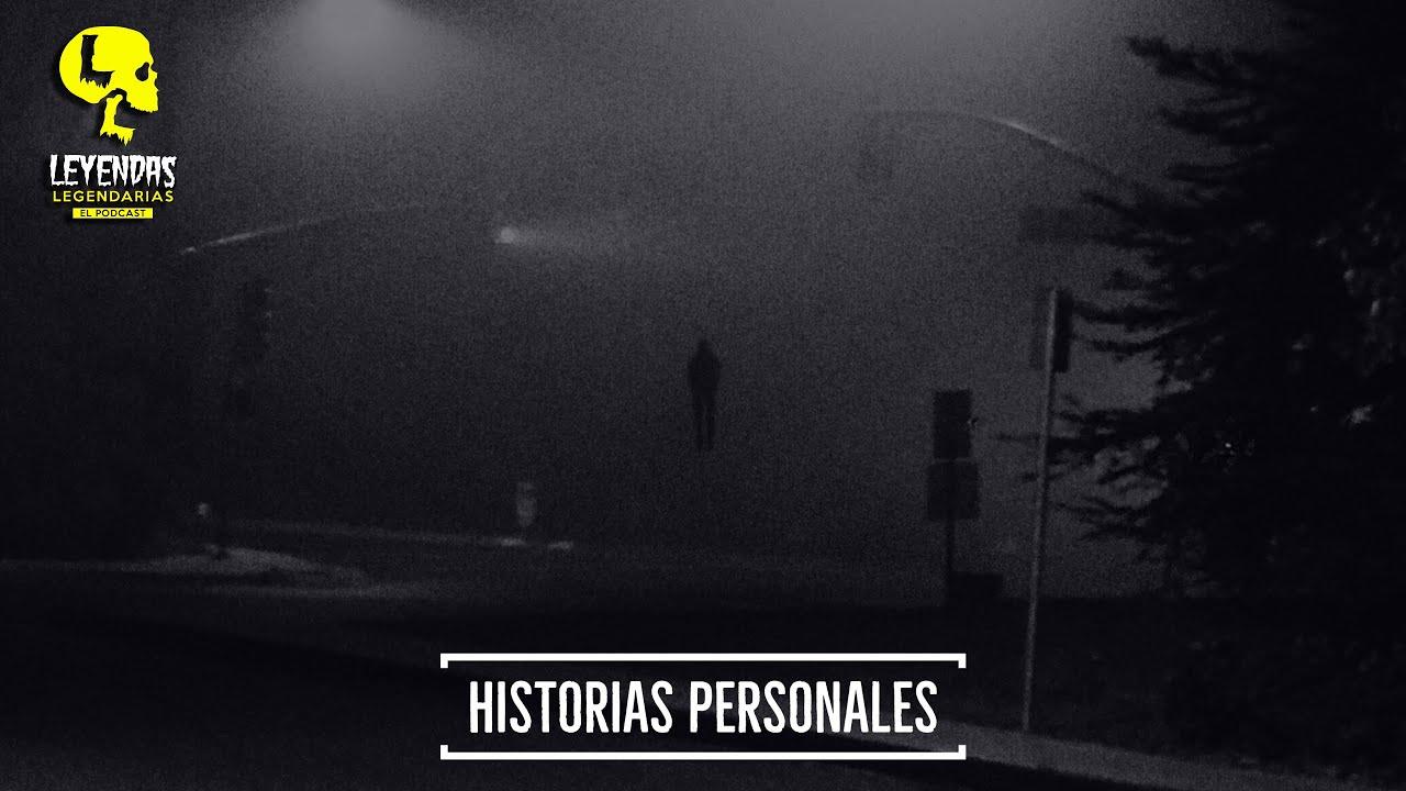 #86 Historias Personales - con Leyendas Legendarias