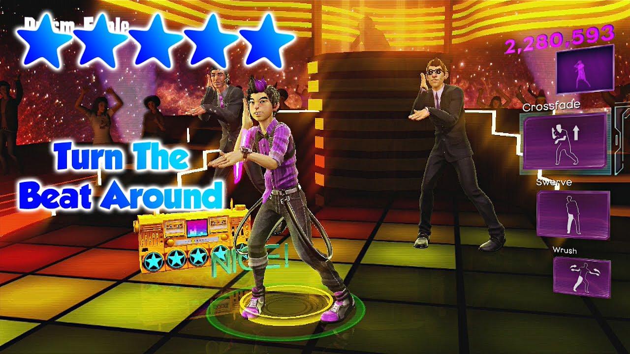 Dance Central 3 - Turn The Beat Around - 5 Gold Stars ... - photo #17
