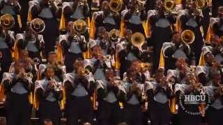 No F n With - Southern University Marching Band 2014