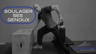 SOULAGER VOS GENOUX ! - Récupération après des squats ou des impacts