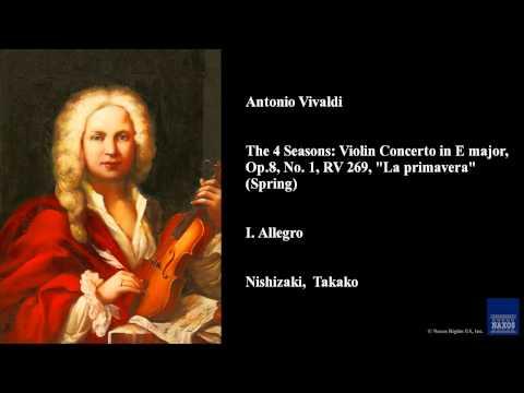 Antonio Vivaldi, I. Allegro