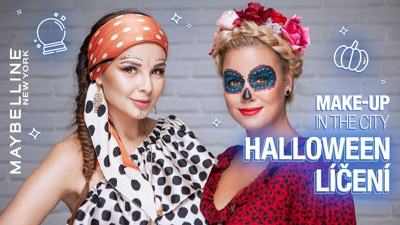 Halloween líčení | Maybelline Make-up in the City S04 E09