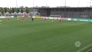 A-Junioren Bundesliga: Borussia Dortmund vs. 1. FC Köln