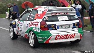 1997 Toyota Corolla Wrc Loud Anti-Lag, Backfires & Sounds!