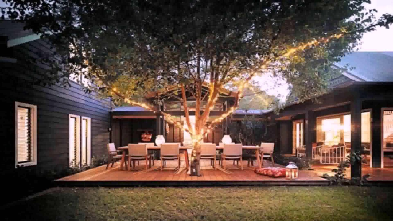 Small house plans with central courtyard youtube for Central courtyard home designs