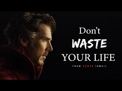 Don't Waste Your Life - Practical Motivational Video