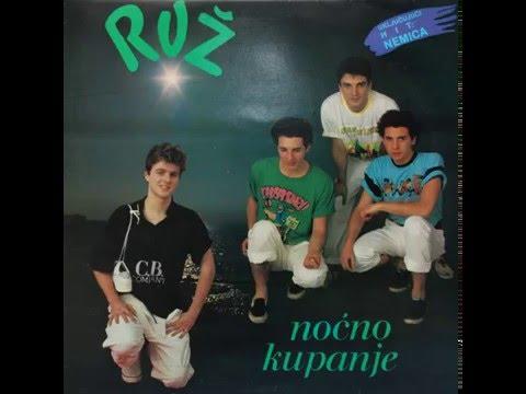 Ruž - Noćno kupanje (1990) Full Album