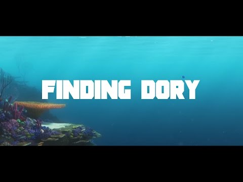 Finding Dory - Michael Bay Edition