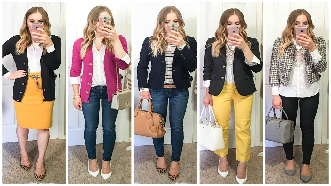 11e85724bcd 2017 Fall Business Casual Outfits