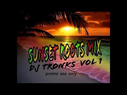 Dj tronks - sunset reggae roots (vol 1)