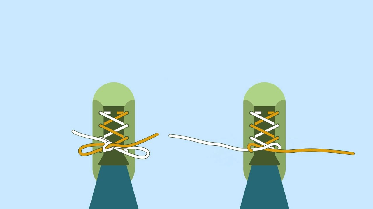 How to tie shoelaces youtube how to tie shoelaces ccuart Gallery