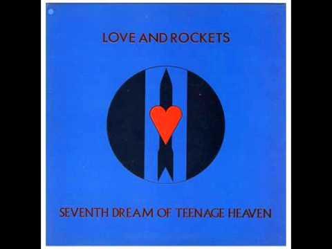 Love and Rockets - Saudade