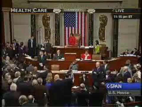 Healthcare Reform Bill PASSES!