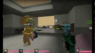 Left 4 Dead 2 My little pony mods ( TANK PLAYGROUND )