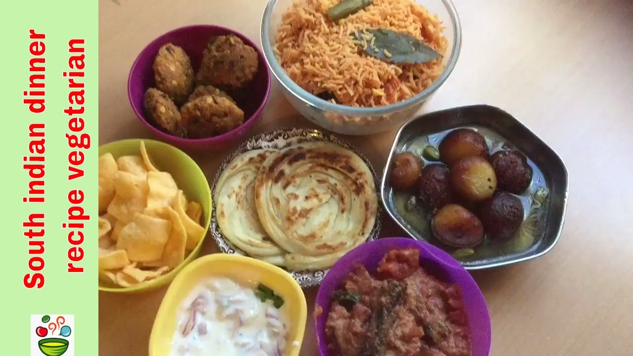South indian dinner recipe vegetarian in tamil youtube south indian dinner recipe vegetarian in tamil forumfinder Image collections