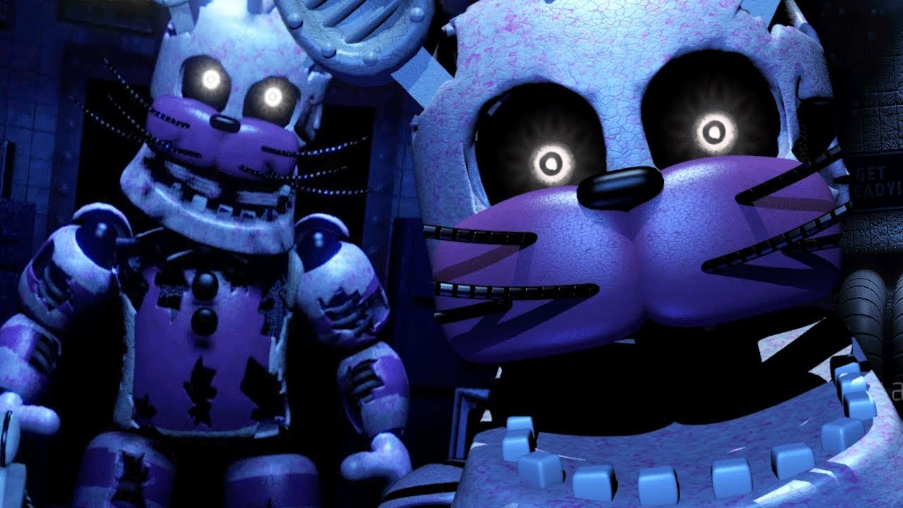 SECRET FUNTIME ANIMATRONICS FOUND IN A NEW LOCATION!   FNAF Jolly 3 (Five  Nights at Freddys)