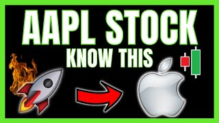 AAPL (APPLE) STOCK KNOW THIS   $AAPL Price Prediction Technical Analysis [AAPL Stock]