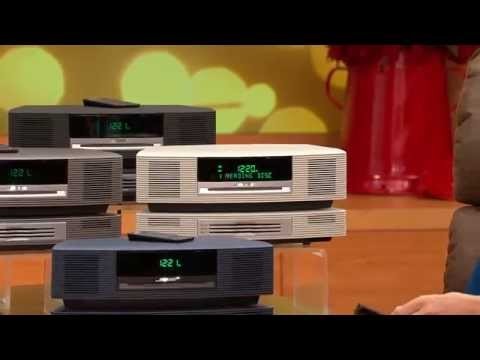 Bose Wave Music System III and Multi-CD Changer with Kerstin Lindquist