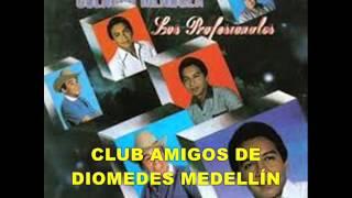 08 GRANDES COMPOSITORES - DIOMEDES DÍAZ & COLACHO MENDOZA  (1979 LOS PROFESIONALES)