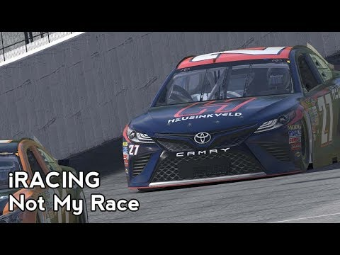 iRacing : Not My Race - VR (NiS Fixed @ Loudon)