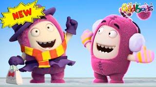 Oddbods   Nouveau   L'AMOUR DES SAISONS   Dessins Animés Amusants pour les Enfants