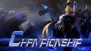 League of Legends: Championship Shyvana (Skin Spotlight)