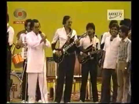 Kishore Kumar Live