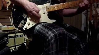 www.guitarjunky.ca S-57 Nash Guitar built by Bill Nash