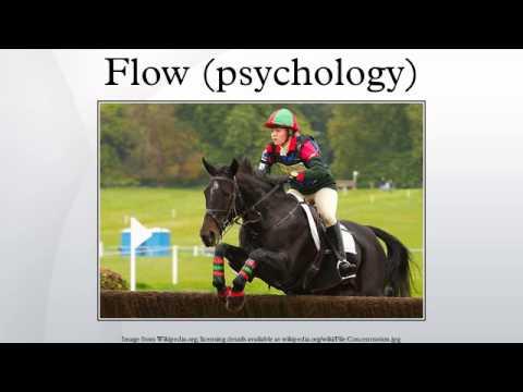 Flow (psychology)