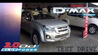 POV Test Drive | 2018 Isuzu D-Max 3.0 DDi Blue Power