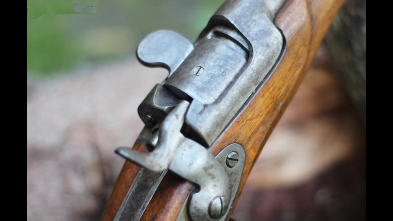 Shooting the M 1867/77 Werndl rifle Part I