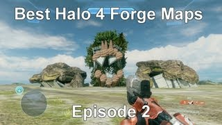 Best Halo 4 Forge Maps: Episode 2