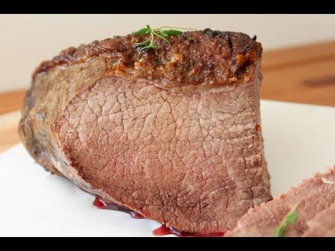how to make beef roast culotte by one kitchen episode 209 youtube