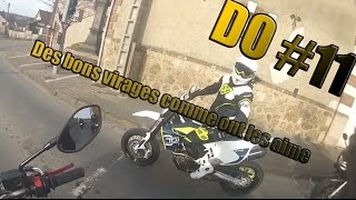 DailyObservation #11| Motard, Virages, 701!|