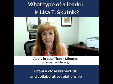 14. What Type Of A Leader Is Lisa T. Skutnik?