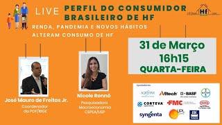 LIVE HF BRAIL - PERFIL DO CONSUMIDOR BRASILEIRO DE HF