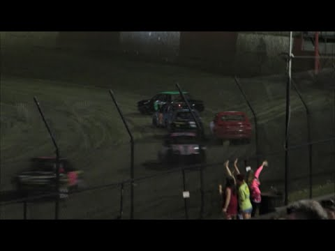 East Bay Raceway Park | 4 CYL Bombers | Heat Race  #2  |  4-23-16