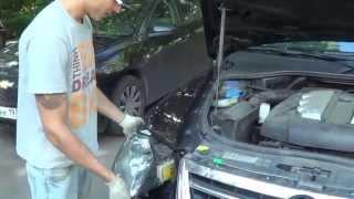 Защита от кражи фар Touareg Audi Porsche Volvo