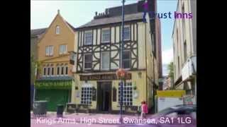 Kings Arms, High Street, Swansea, SA1 1LG