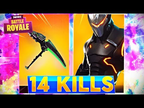 EPIC VICTORIA! SUPER SKIN *OMEGA* CASI COMPLETA -  FORTNITE Battle Royale