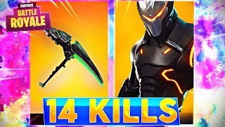 EPIC VICTORIA! SUPER SKIN -OMEGA MD FULL CASI - FORTNITE Battle Royale