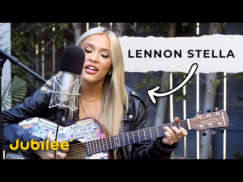 Concert For One: Lennon Stella Surprises Fan With a Private Concert