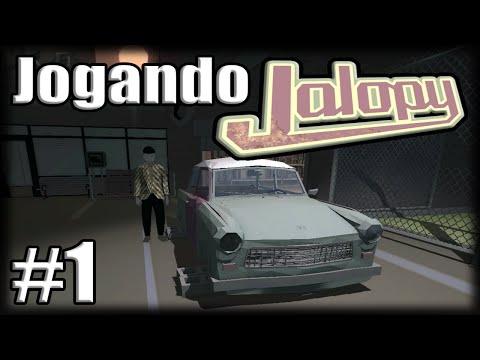 Jogando Jalopy - Ep 1 - A Jornada para Checoslováquia