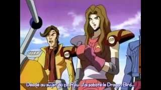 F-Zero Falcon Densetsu (Anime vostfr) Episode 2 : Capitaine Fa…